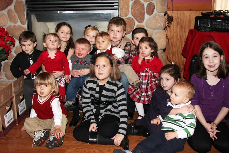 Dickson's Christmas Party December 4, 2010