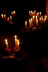 advent-apple-candles-1