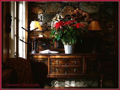 December, 17, 2011. Hillbrook Inn. Cherlestown, WV.