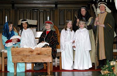 Live Nativity - 2