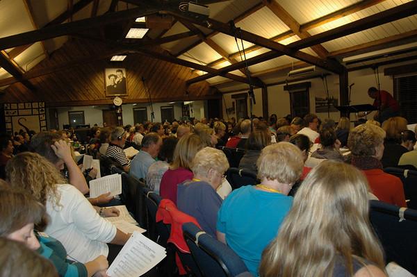 Singing Christmas Tree 2010