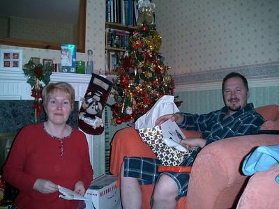 UK Christmas 2003