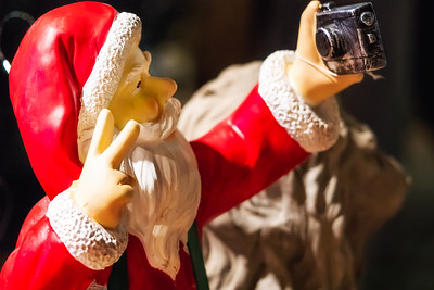 Santa selfie...