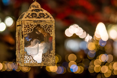 A magic lantern...