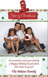 Pk holidaycard