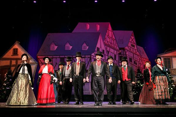 The CHRISTMAS Story Dress Rehearsal