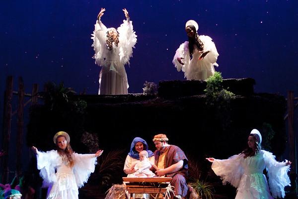 """A CHRISTMAS TO REMEMBER, A Christmas Musical"" 2010"