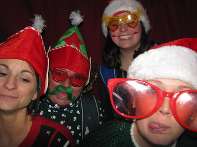Embassy Suites Employee Christmas Party 12/19/13