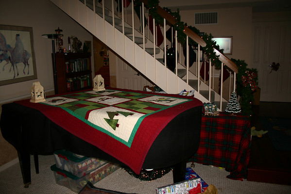 "Christmas 2007 in RWS and ""The Kneeler"""