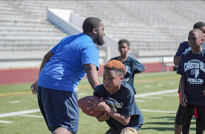 Christon Gill Football Camp