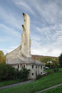 Dornach , Goetheanum, Heizzentrale. Foto: Tom Bisig