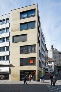 Kohlenberg/Steinenvorstadt, Diener + Diener. Foto: Tom Bisig