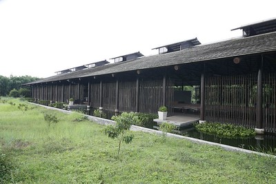 Archeground: Loom Shade for Amber Denim, Gazipur