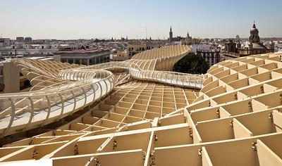 Metropol ParasolJ. MAYER H. ArchitectsSevilla, Spanien | Spain, 2011