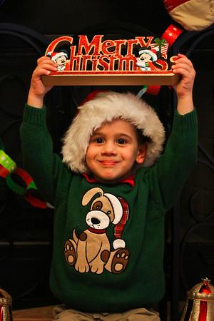 Christopher Christmas Shoot