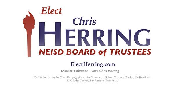 VOTE FOR CHRIS HERRING