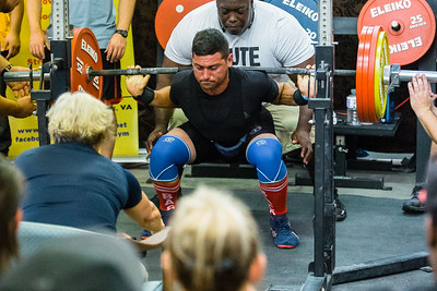 Christopher Powerlifting Competition