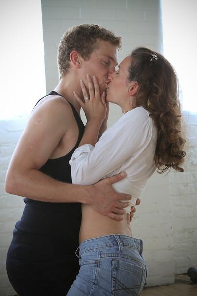 Christy & Jonathan - Movie Themed Engagement