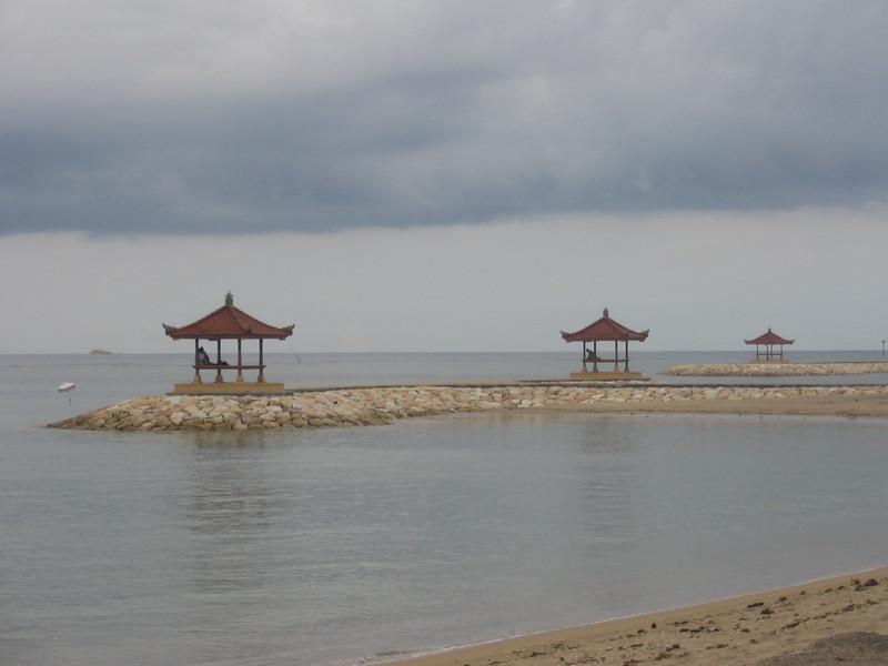 Peaceful cabanas