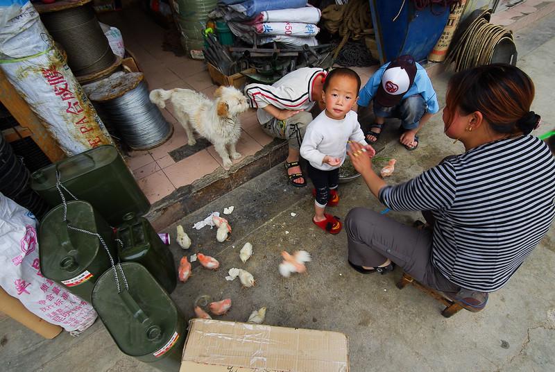 Shangri-La, Yunnan, China.