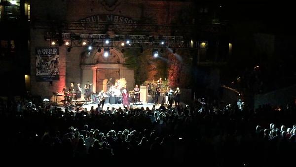 Culture Club Concert