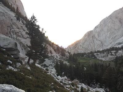 Mount Whitney Hike - Aug 13