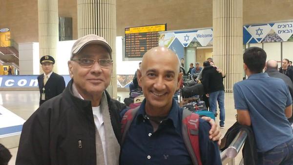 Israel Jan visit