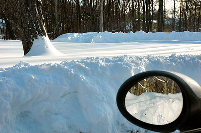 Our Driveway - 1/27/2011