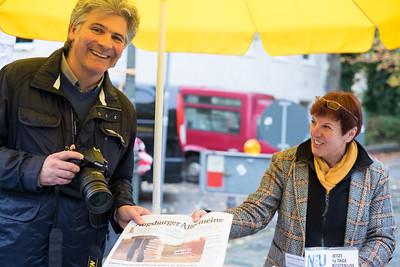 VHS Fotokurs Presse und Reportage