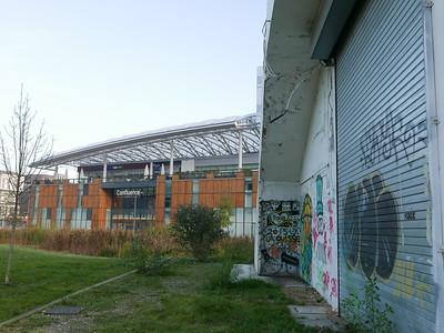 @RobAng, Dez. 15 / Lyon, La Confluence, Rhône-Alpes, France