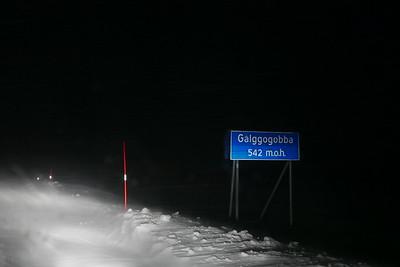 @RobAng 11.03.17, 20:08: Kilpisjärvi, , Lapland, Finnland (FIN)