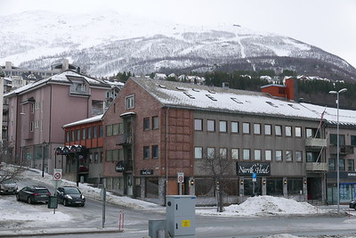 @RobAng 11.03.17, 13:55: Ruŋgo, Gratangen, Troms, Norwegen (NOR)