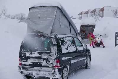 @RobAng 12.03.17, 09:37: Kilpisjärvi, , Lapland, Finnland (FIN)