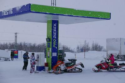 @RobAng 12.03.17, 09:40: Kilpisjärvi, , Lapland, Finnland (FIN)