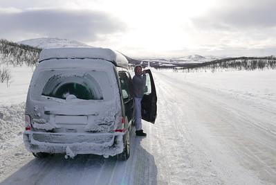 @RobAng 12.03.17, 10:17: Kummavuopio, , Norbotten, Schweden (SWE)