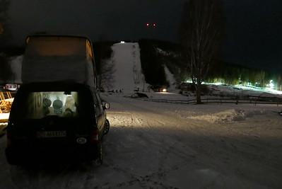 @RobAng 04.03.17, 22:12: Björktjära, Bollnäs, Gävleborg, Schweden (SWE)