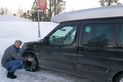 @RobAng 06.03.17, 18:01: Mjölkudden, Luleå, Norrbotten, Schweden (SWE)