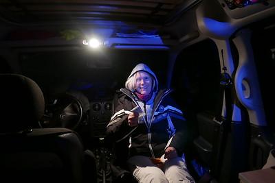 @RobAng 06.03.17, 21:03: Edefors, Harads, Norrbotten, Schweden (SWE)