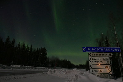 @RobAng 06.03.17, 20:50: Edefors, Harads, Norrbotten, Schweden (SWE)