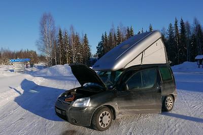 @RobAng 07.03.17, 08:57: Edefors, Harads, Norrbotten, Schweden (SWE)