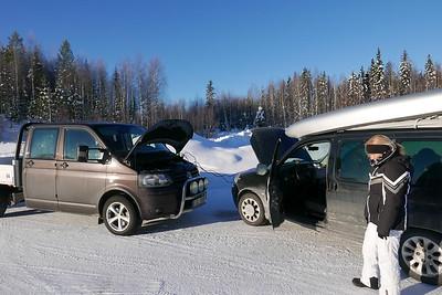 @RobAng 07.03.17, 09:34: Edefors, Harads, Norrbotten, Schweden (SWE)