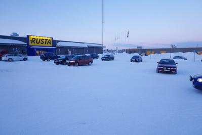 @RobAng 09.03.17, 18:05: Kiruna, Kiruna, Norrbotten, Schweden (SWE)