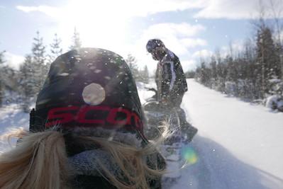 @RobAng 09.03.17, 13:25: Masugnsbyn, Svappavaara, Norrbotten, Schweden (SWE)