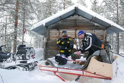 @RobAng 09.03.17, 13:05: Masugnsbyn, Svappavaara, Norrbotten, Schweden (SWE)