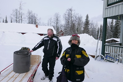 @RobAng 09.03.17, 12:13: Masugnsbyn, Svappavaara, Norrbotten, Schweden (SWE)