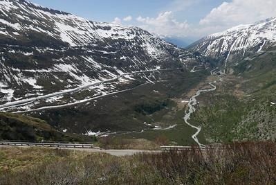 @RobAng 29.05.17, 12:42: Belvédère, 2190 m, Oberwald, Canton du Valais, Schweiz (CHE)