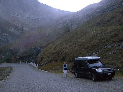 @RobAng 23.09.17, 18:23: San Gottardo, 1839 m, Airolo, Ticino, Schweiz (CHE)