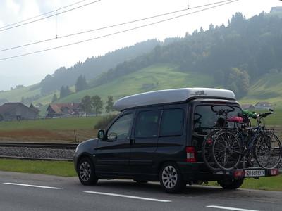 @RobAng 24.09.17, 10:17: Biberbrugg, 883 m, Bennau, Kanton Schwyz, Schweiz (CHE)