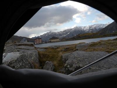 @RobAng 24.09.17, 07:22: San Gottardo, 2097 m, Airolo, Ticino, Schweiz (CHE)