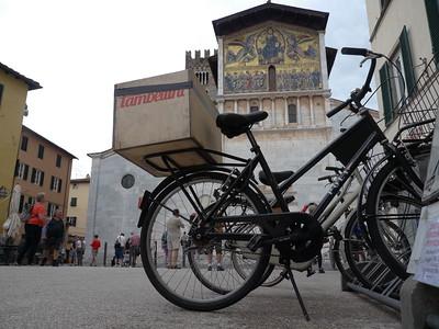 @RobAng 10.09.17, 13:34: Lucca, 27 m, Lucca, Toscana, Italien (ITA)